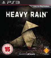 Heavy Rain Box Art (European)