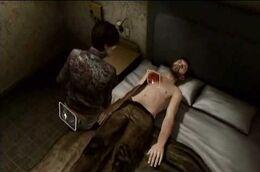 Die Krankenschwester - Madison versorgt Ethan