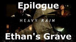 Heavy Rain- Epilogue - Ethan's Grave