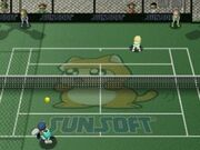 Yeh Yeh Tennis O-Chan On The Court