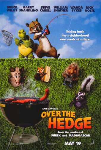Over The Hedge Film Over The Hedge Wiki Fandom