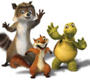 Over the Hedge Wiki