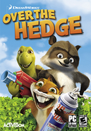 Over the Hedge Coverart