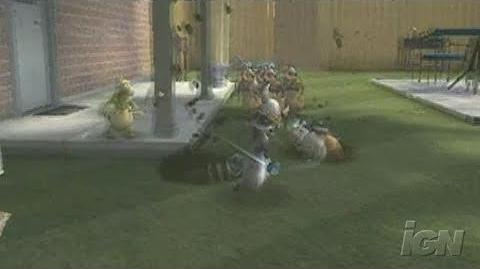 Over the Hedge PlayStation 2 Trailer - New Gameplay Trailer