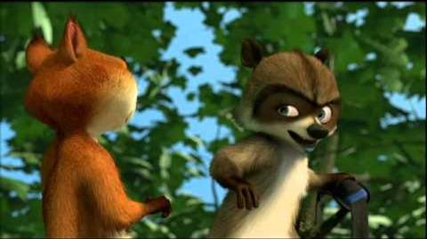 "DreamWorks Animation's ""Over the Hedge"""