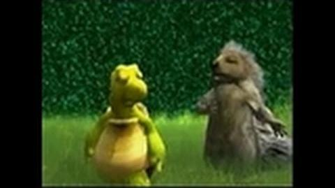 Over the Hedge Nintendo DS Gameplay-Cinematic - FMV