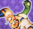 Earthworm Jim and Snott