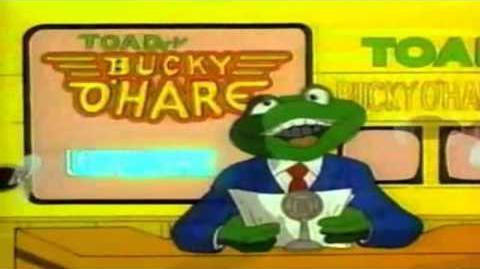 Bucky O' Hare Intro