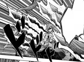 Azudora fighting