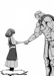 Helck Meets Vamirio