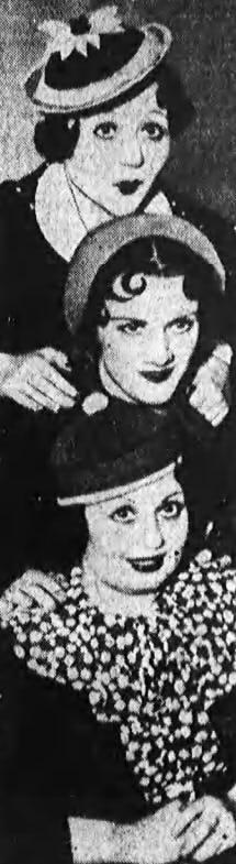 Mae Questel 1934 Helen Kane 1934 Bonnie Poe 1934 Margie Hines 1934 Original Voice of Betty Boop 1934 The Original Betty Boop