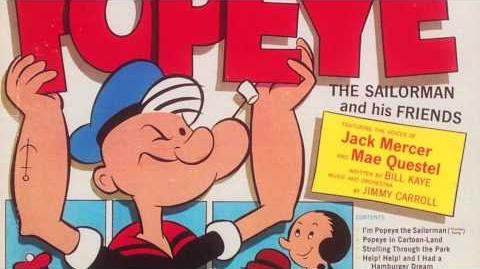 Popeye in Cartoon Land
