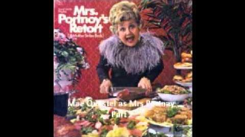 Mae Questel as Mrs Portnoy - Part 2