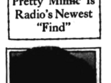 Pretty Mimic Is Radio's Newest Find