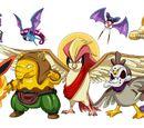 Gen 1 Characters