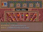 Glyphe des Reichtums