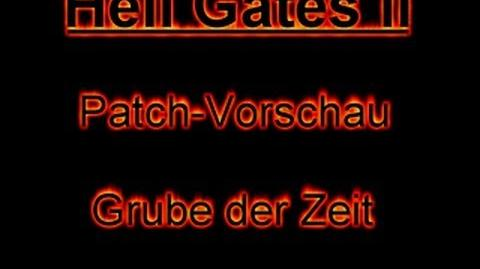 PatchPreview3 Grube der Zeit - Update