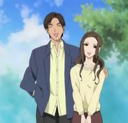 S1 EP 22 Hajime Shibata and Ayumi Shibata