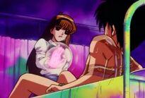 Minako try to save Nube