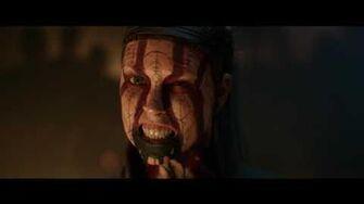 Senua's Saga Hellblade II - The Game Awards 2019 - Announce Trailer-0