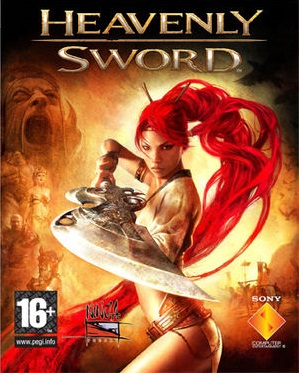 Heavenly Sword Game Cover