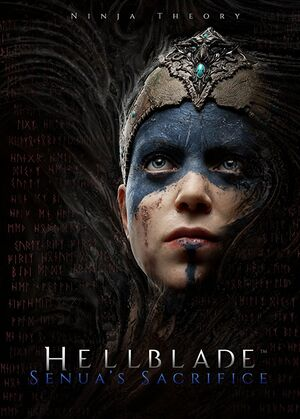 Hellblade Poster