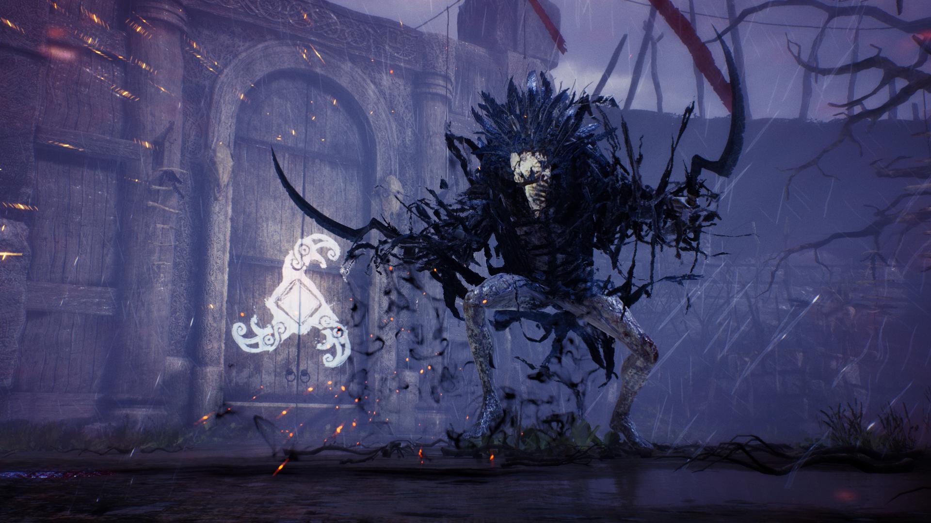 Hasil gambar untuk hellblade senua's sacrifice hela and valravn