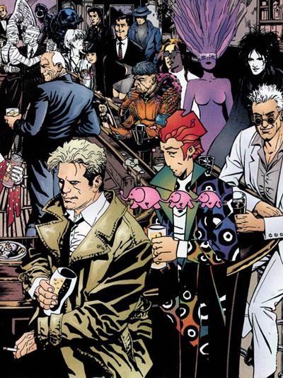 Vertigo Universe   John Constantine Hellblazer Wiki   FANDOM