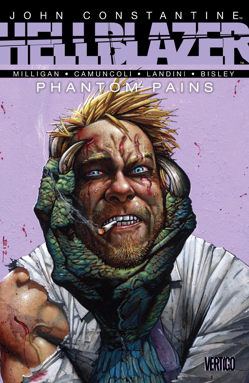 Phantom pains. Aliases. John Constantine, Hellblazer: Phantom Pains. Volume  number