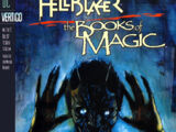 Hellblazer The Books of Magic issue 1