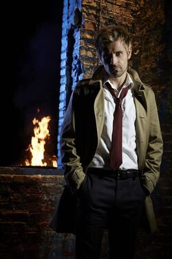 John Constantine TV Promo Photo NBC