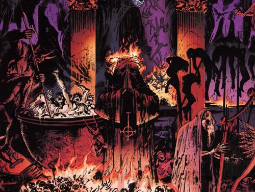 Hell | John Constantine Hellblazer Wiki | FANDOM powered by