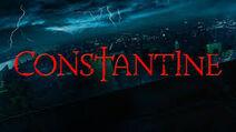 Constantine TV show logo