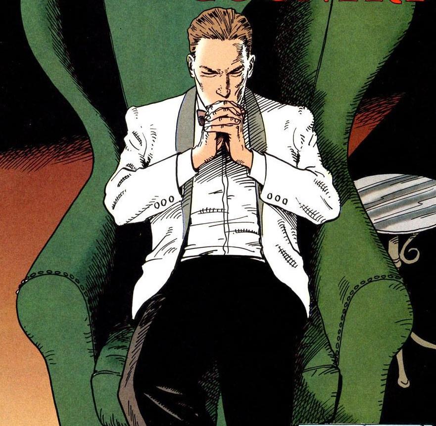 Lucifer Morningstar Dc Comics: John Constantine Hellblazer Wiki