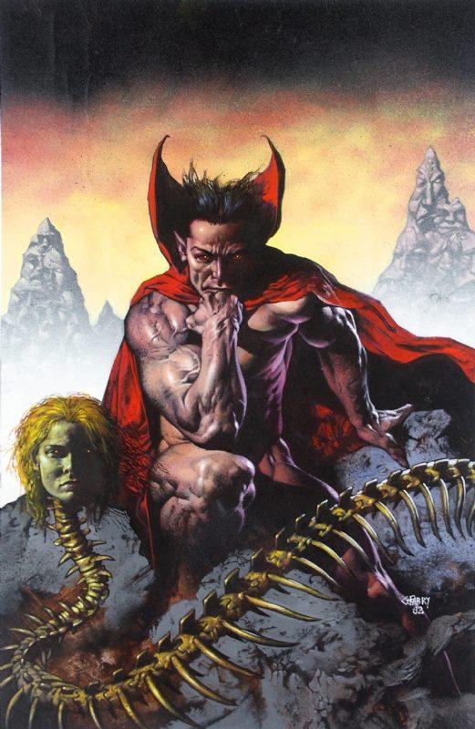 First of the Fallen | John Constantine Hellblazer Wiki