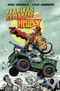 Fearless Dawn Meets Hellboy Manion