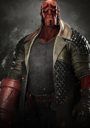 Hellboy (Injustice 2)