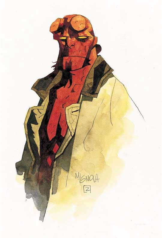 Hellboy (character) | Hellboy Wiki | FANDOM powered by Wikia