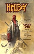 Hellboy - Odder Jobs (Novel Cover)