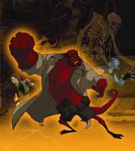 Hellboy Animated Movies