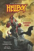 Hellboy - Oddest Jobs (Novel Cover)