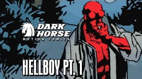 Good vs. Evil, Hellboy vs. the Queen of Blood - Dark Horse Comics Hellboy The Fury (pt. 1)