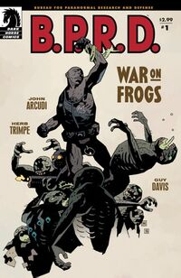 War on Frogs 1