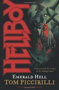 Hellboy - Emerald Hell (Novel Cover)