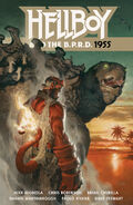 Hellboy and the BPRD 1955 Trade