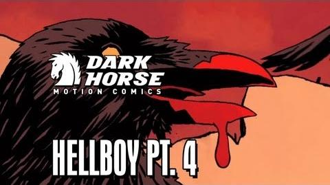 The Apocalypse is Coming - Dark Horse Comics Hellboy The Fury Part 4