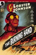 The Burning Hand 4