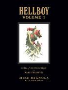 Hellboy Library 1