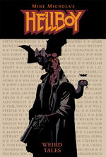 Hellboy Weird Tales (Hardcover)