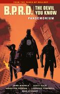 BPRD The Devil You Know Trade02